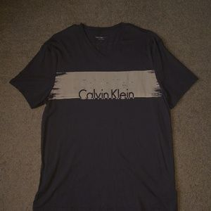 Men's Calvin Klein Short Sleeves Tee Shirt